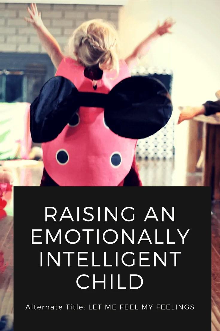 raising emotionally intelligent child