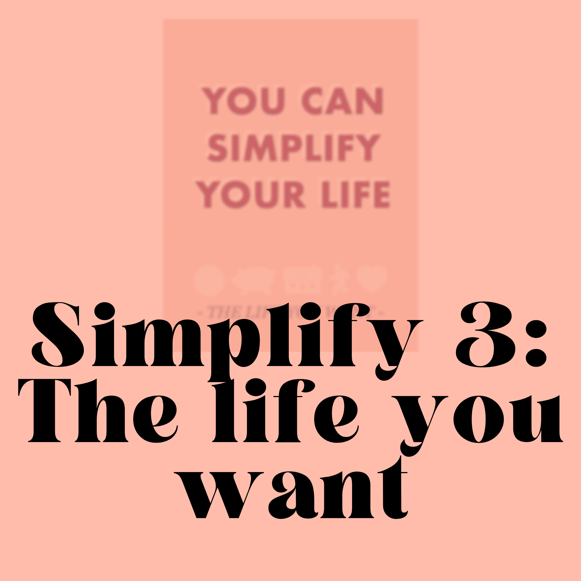 Life Vision Free Worksheets Simple On Purpose