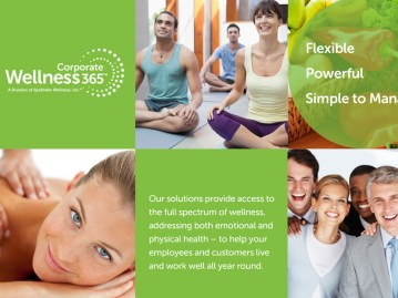 Corporate Wellness 365 Brochure