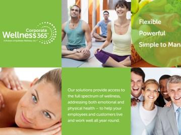 Corporate Wellness 365 Brochure