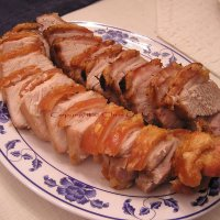Chinese Roast Pork (Sio Bak)