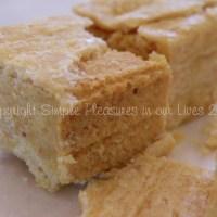 Foochow Peanut Cake Candy