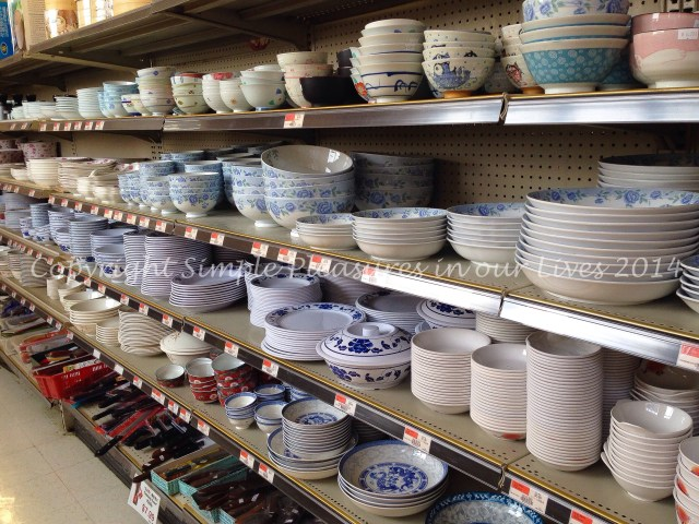 Considered getting some bowls and plates