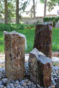 triple basalt fountain kit 3