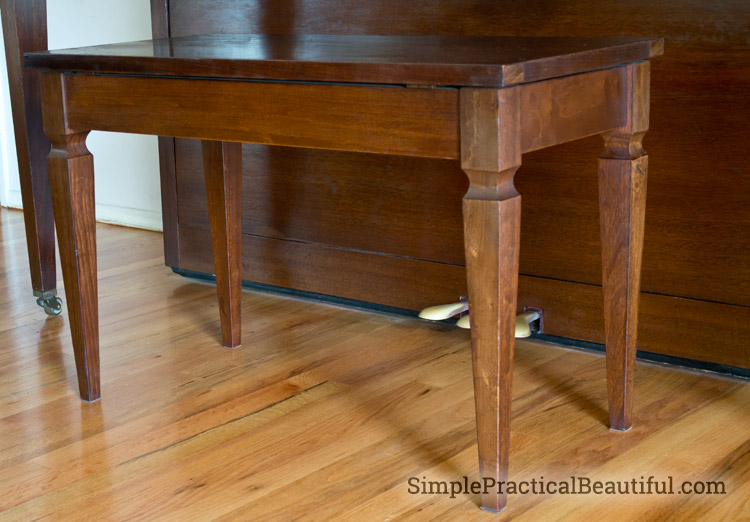 Diy Leather Furniture Pads Simple Practical Beautiful