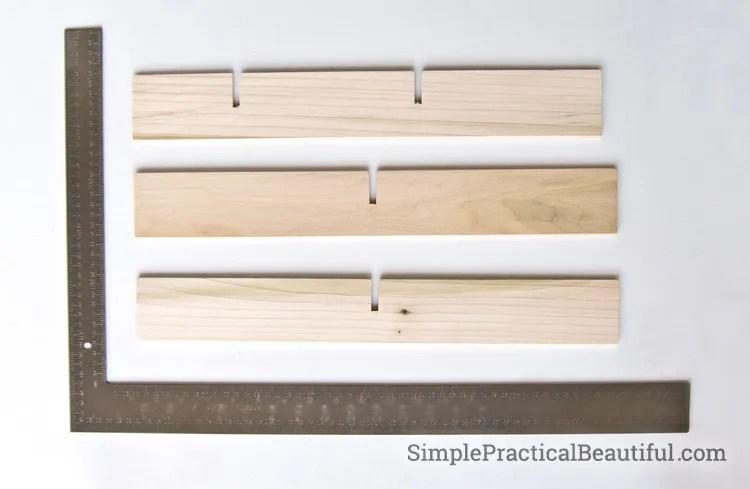 How to measure a custom bathroom drawer organizer