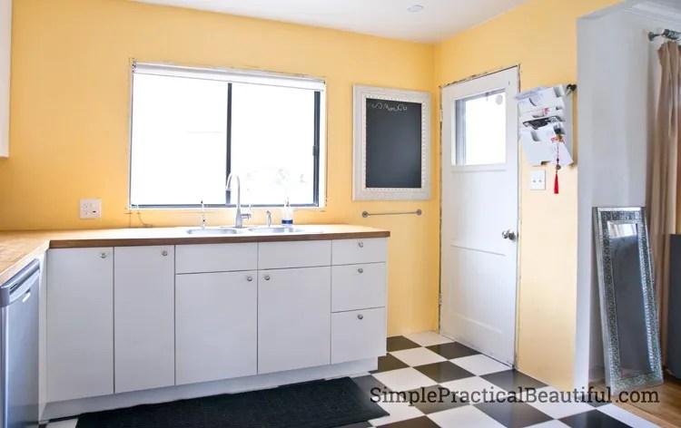 A DIY IKEA kitchen renovation