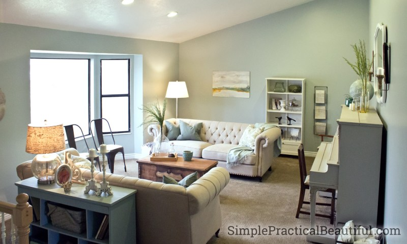 Learn the 5 simple steps to give your room a design makeover | interior design | french country decor