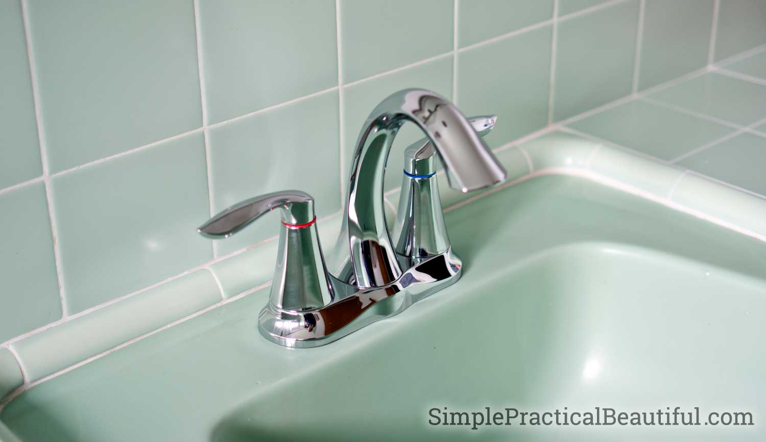 How To Install A Bathroom Faucet Simple Practical Beautiful