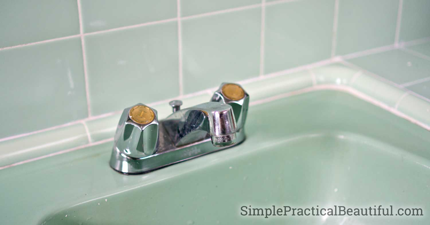 How To Install A Bathroom Faucet | DIY Plumbing | Replace A Faucet | Remove  An