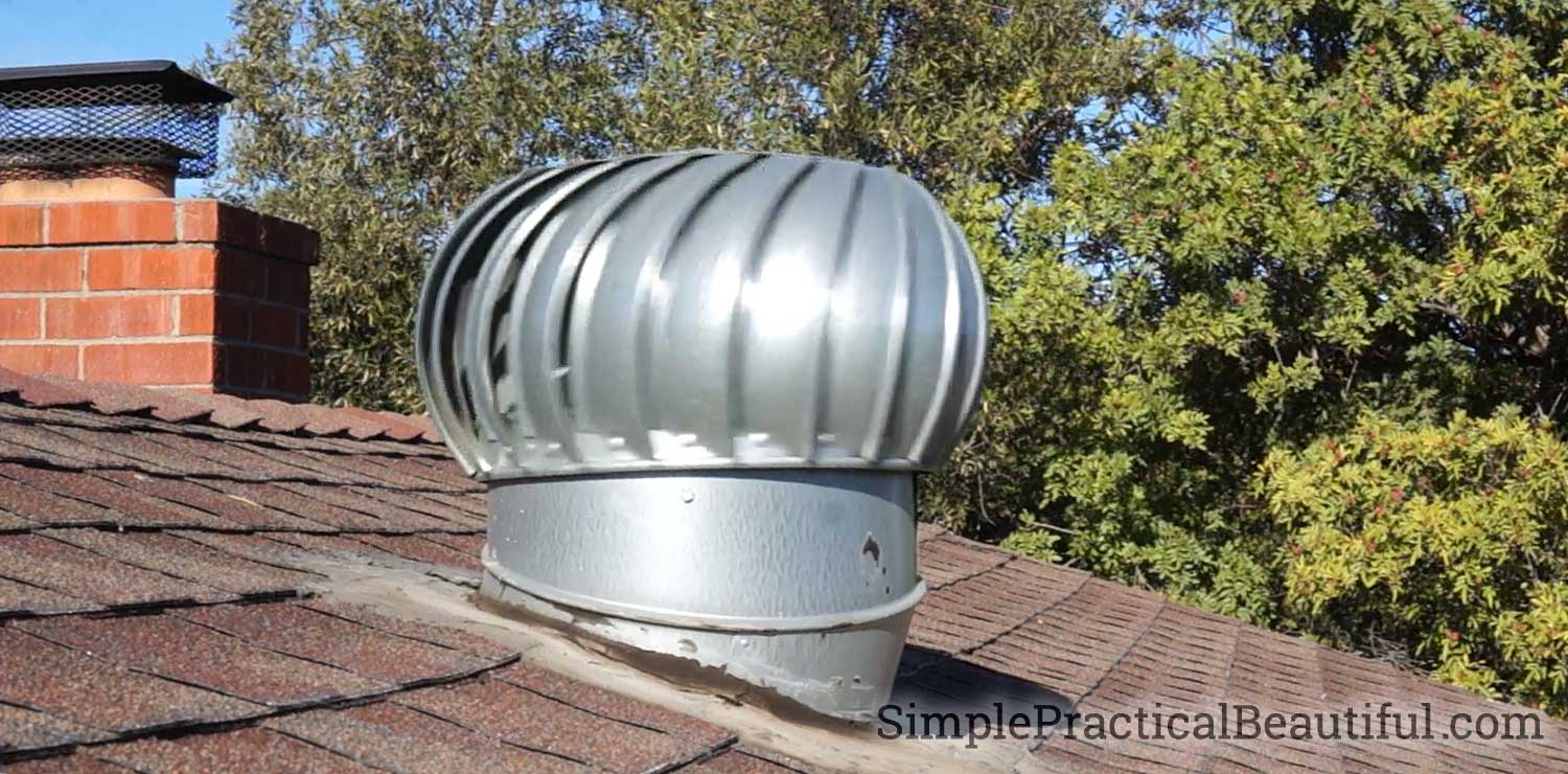 How To Make A Roof Vent Cover Simple Practical Beautiful