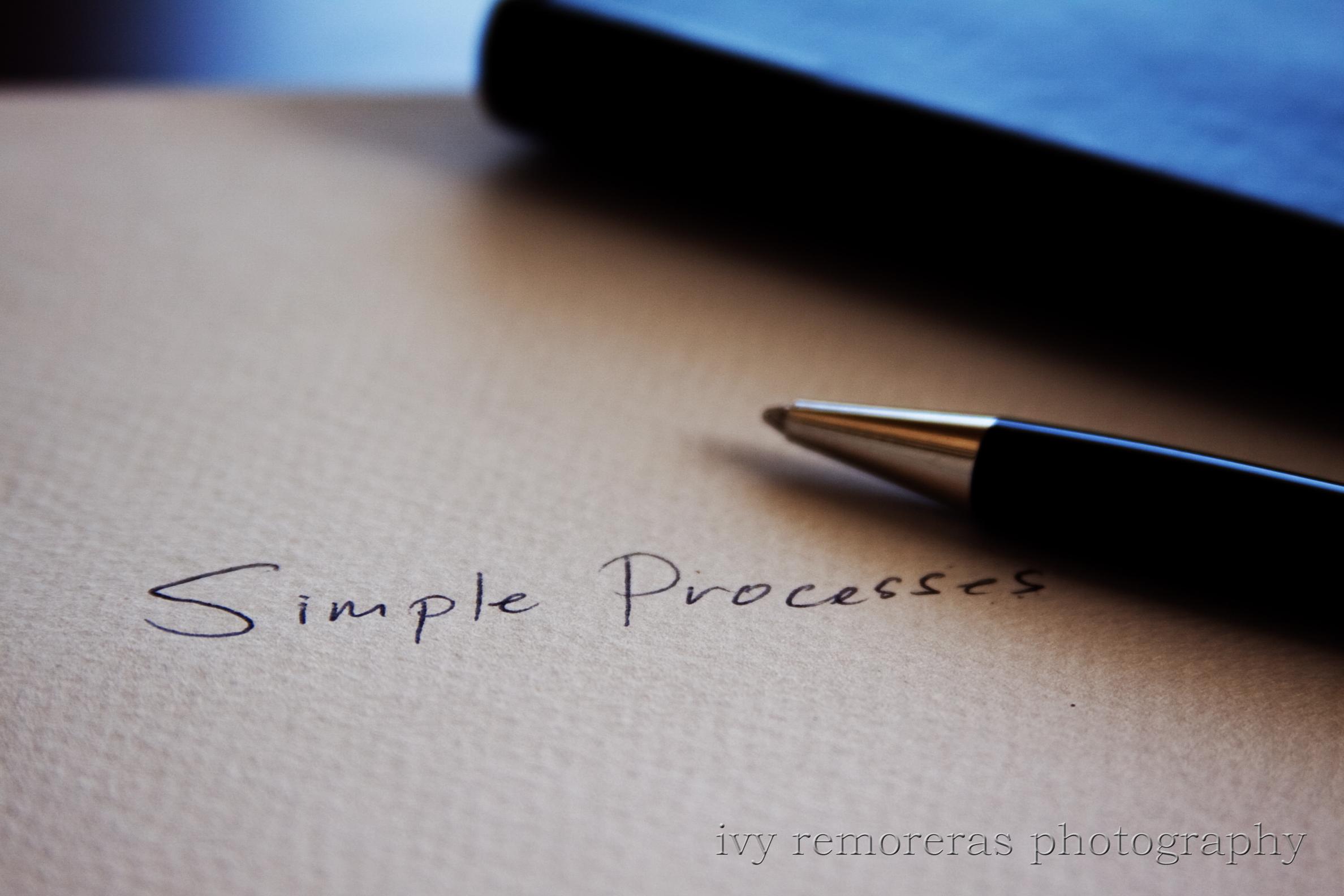 Simple Processes