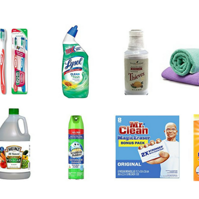 11 Best Cleaning Products for your Home