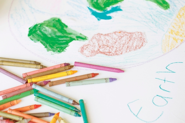 How to Declutter Your Child's School Papers
