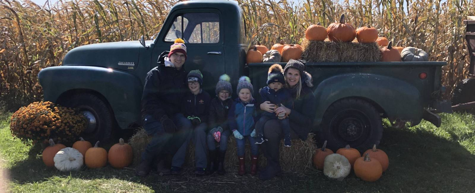 Our Fall-Tastic Visit to The Pumpkin Ranch