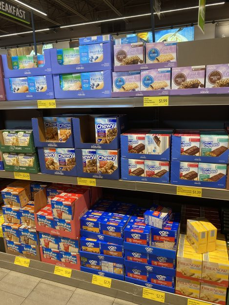 best snack foods to buy at aldi