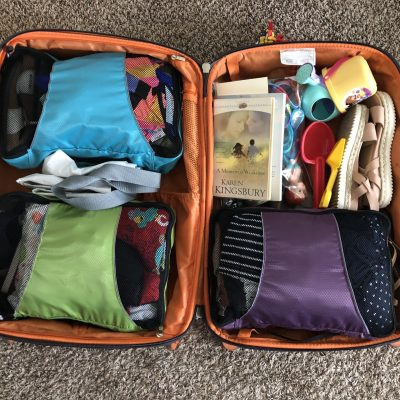 The Secret to Simple Travel Packing