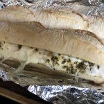 simple baked turkey pesto sandwich recipe