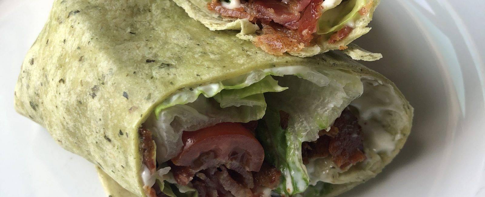 Simple BLT Wrap Recipe