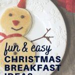 Fun and easy christmas breakfast ideas