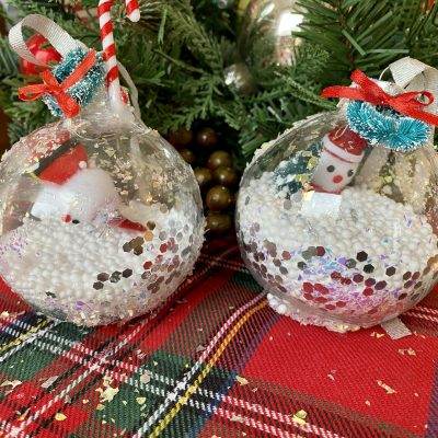 Simple & Fun Family Holiday Craft Competition