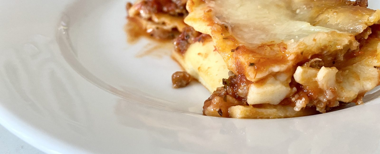Easy 4-Ingredient Ravioli Lasagna Bake