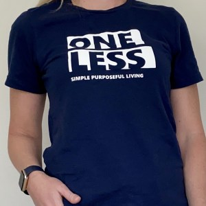 one less simple purposeful living end food hunger campaign