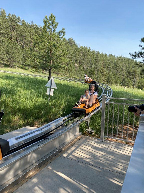 alpine coaster rush adventure park