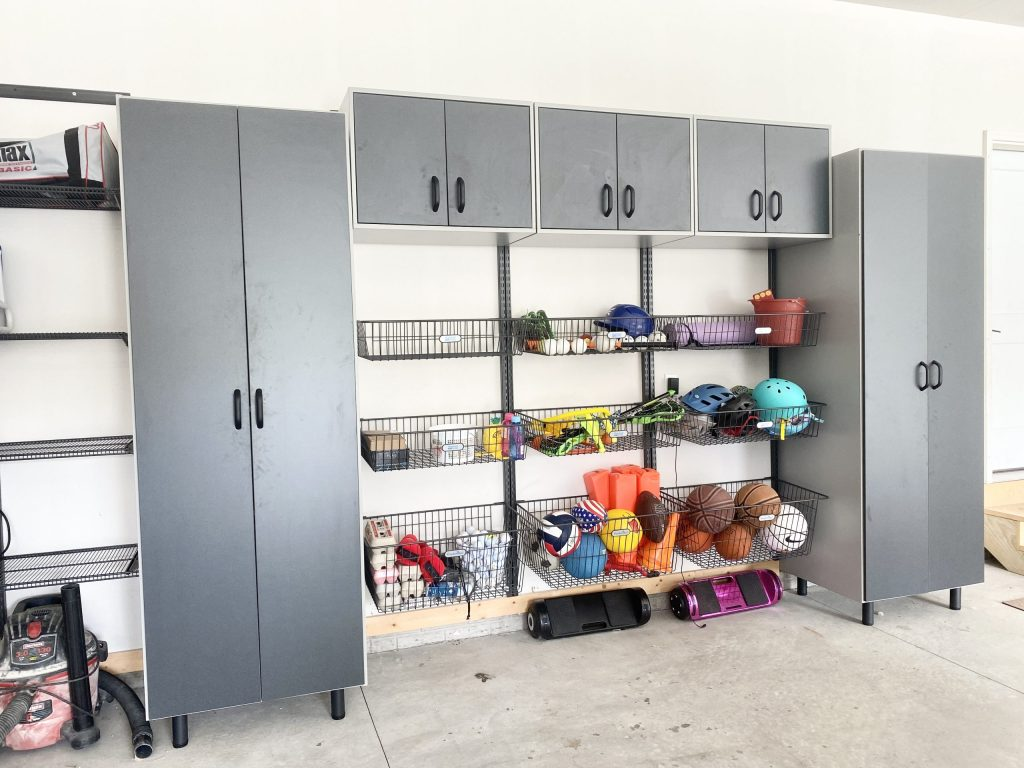 garage organization system company