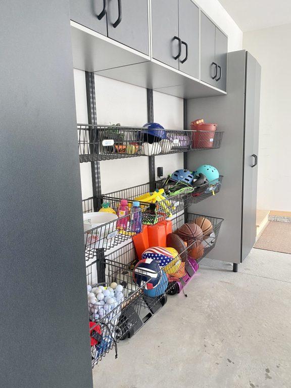 garage toy storage