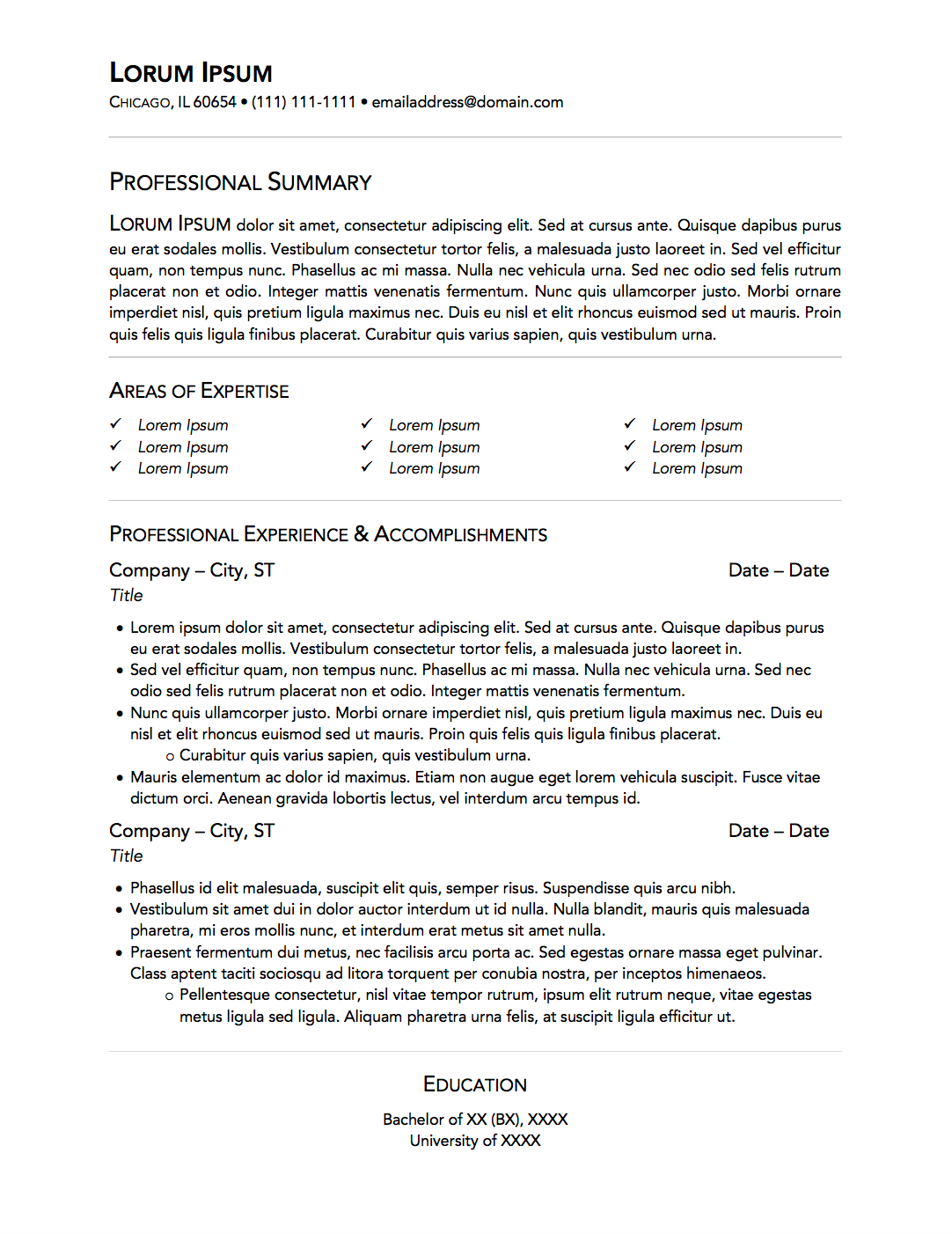 Sampling is the key technique used to digitize analog information. Simple Resume Template