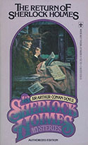 Cover: The Return of Sherlock Holmes