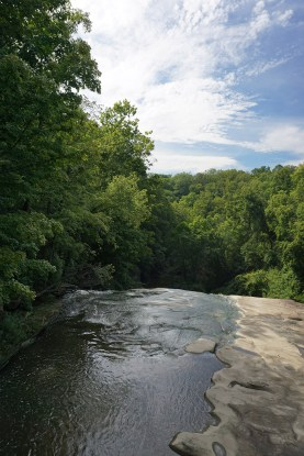 Above Brandywine Falls - Cuyahoga Valley National Park