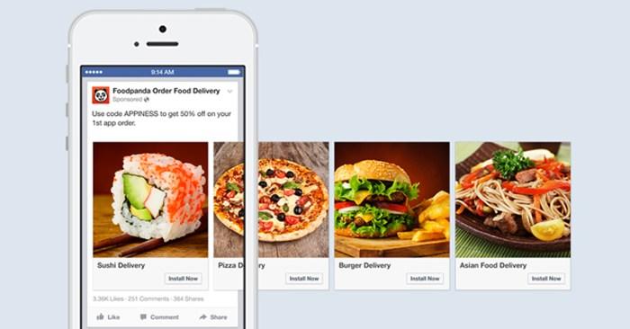 use imagens chamativas pro seu anuncio do Facebook