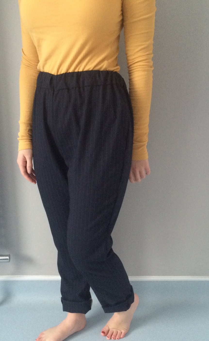 21c90a6d283 Hobbling Handmade s Cara Jumpsuit hack