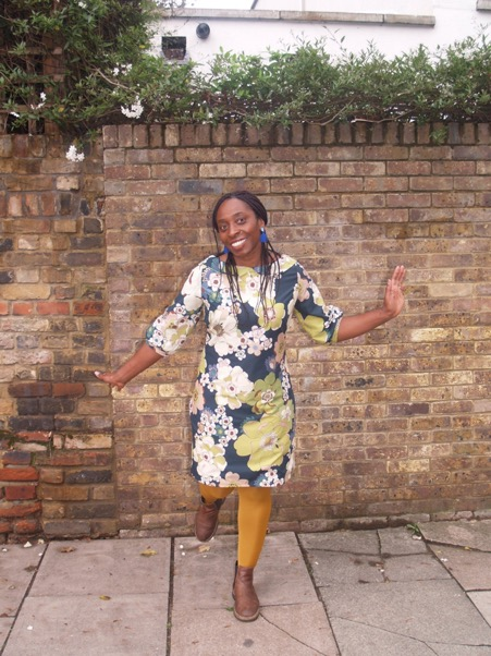 Lena King Babydoll dress