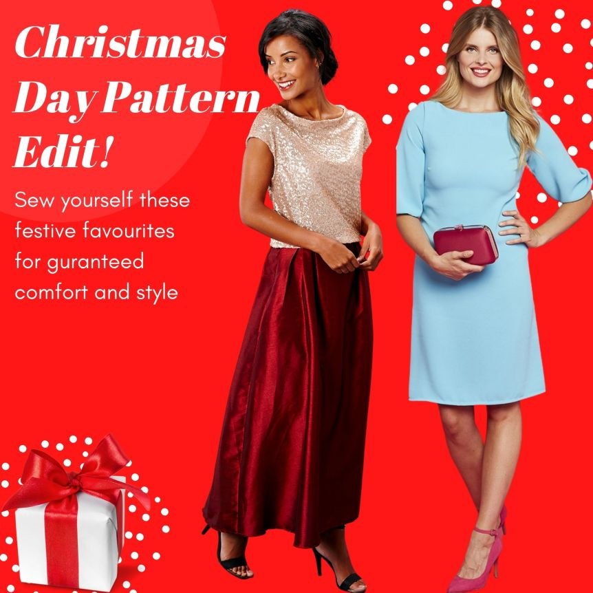 Christmas Day Pattern Edit