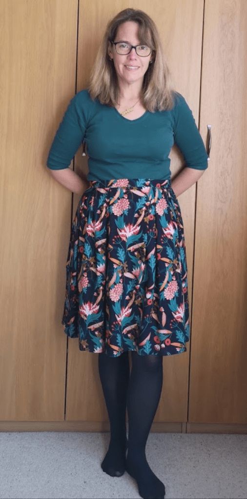 Corrine Apply's Grace Skirt