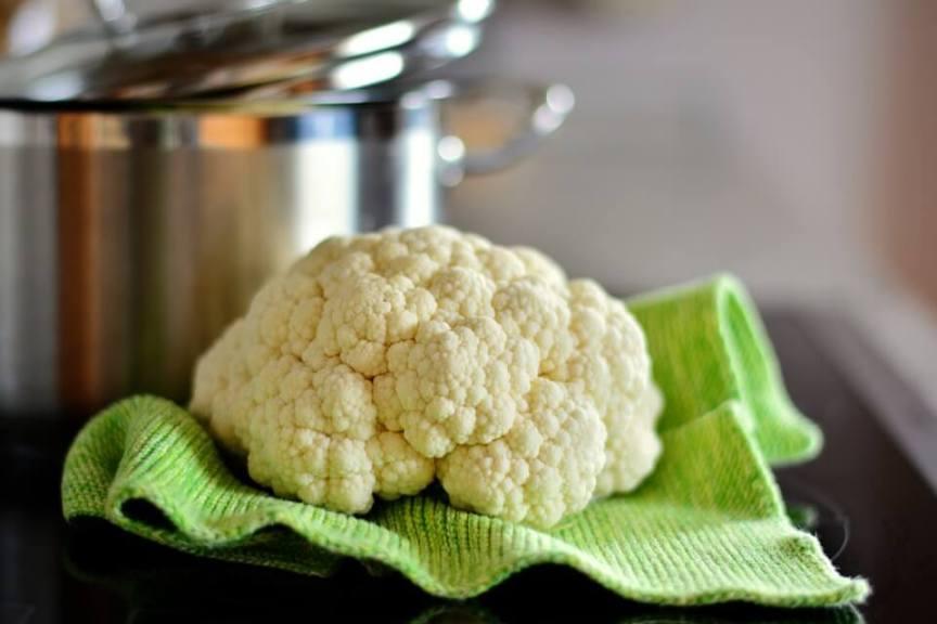 рецепт запеченной цветной капусты