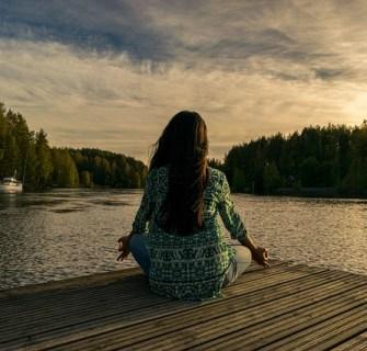 paz e a tranquilidade