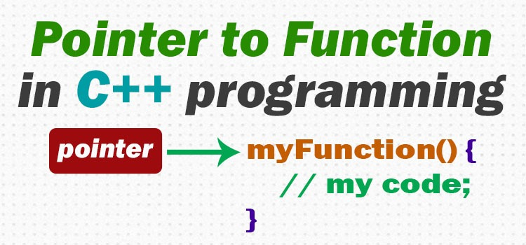 c++ pointer to function - featured image