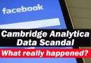 Cambridge Analytica Scandal Explained