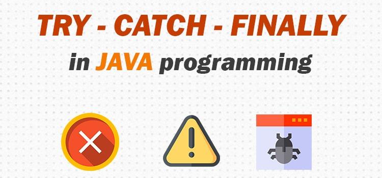 try-catch-finally-java