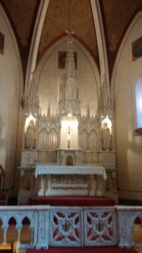 Loretto Chapel Alter