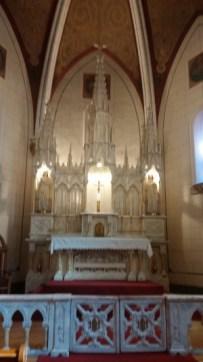 Loretto Chapel Alter