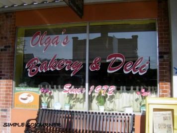 OLGA'S BAKERY