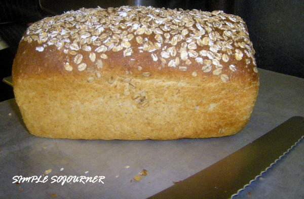 BREADS LIKE THIS HONEY OAT