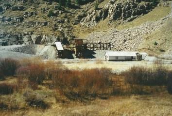 Abandoned Mines