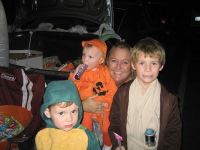Halloween 2007 - Simple Sojourns