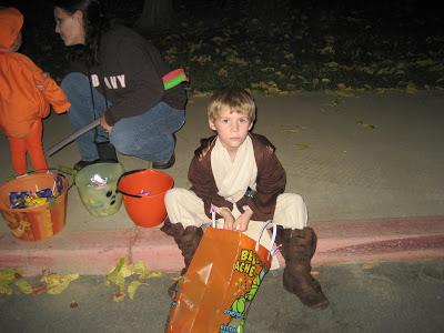 Obi-Wan Kenobe Costume 2007 - Simple Sojourns